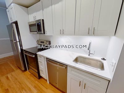Back Bay Apartment for rent 2 Bedrooms 1 Bath Boston - $2,500 No Fee