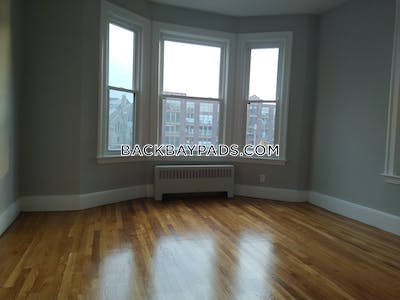 Back Bay Great 2-Bed Split Apartment Right on Comm Ave Boston - $2,500 No Fee